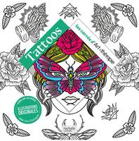 Tattoos, 100 coloriages