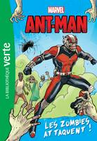 Héros Marvel 03 - Antman, les zombies attaquent