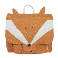 Cartable renard Mr.Fox 28 x 24 x 9 cm Orange