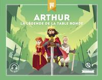 Arthur / la légende de la table ronde, La légende de la table ronde