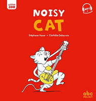 Noisy cat