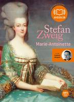 Marie-Antoinette, Livre audio 2CD MP3 - 645 + 620 Mo