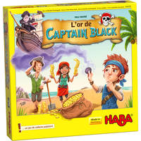 L'or de Captain Black