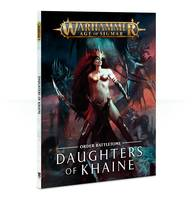 Battletome Daughters of Khaine