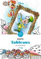 Grand bloc Disney Tableaux, 60 coloriages