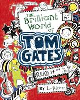 THE BRILLANT WORLD OF TOM GATES - 1