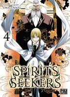 4, Spirits Seekers T04
