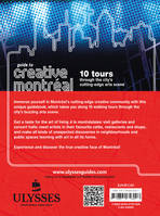 GUIDE TO CREATIVE MONTREAL - ANGLAIS -