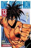 One-Punch Man, 13, Tome 13