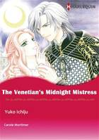Harlequin Comics: The Venetian's Midnight Mistress