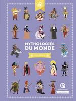 Mythes & légendes, Mythologies du monde / carnet