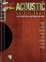 Acoustic Top Hits, Easy Guitar Play-Along Volume 2
