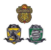 Quidditch Hogwarts Ecussons Harry Potter