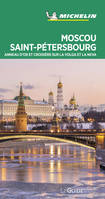 MOSCOU, SAINT-PETERSBOURG