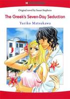 Harlequin Comics: The Greek's Seven-Day Seduction