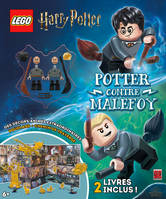 LEGO HARRY POTTER POTTER VS MALFOY