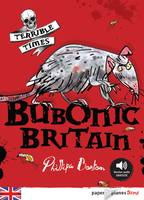 Bubonic britain - Livre + mp3
