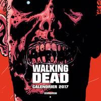Calendrier 2017 Walking Dead