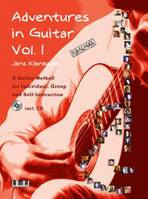 Adventures in Guitar Vol.1, A guitar method for individual, group and self-instruction