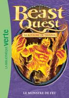 Beast Quest 42 - Le monstre de feu