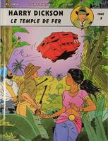 8, Harry Dickson, tome 8, Le temple de fer