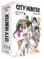 Coffret City Hunter T01 à T03