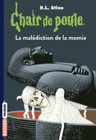 Chair de poule , Tome 01, La malédiction de la momie