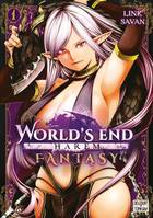1, World's end harem Fantasy T01