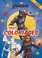 MARVEL - Mes coloriages - Endgame
