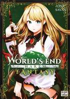 World's end harem Fantasy T03
