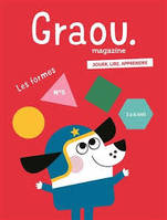 MAGAZINE GRAOU N°5 - FORMES