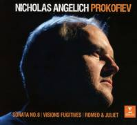 Prokofiev: Sonate N 8, Visions Fugitives