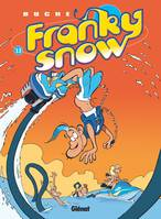 Franky Snow - Tome 13, Digital Détox