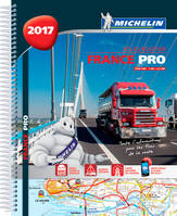 France pro 2017 / atlas routier