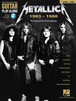 Metallica: 1983-1988, Guitar Play-Along Volume 195