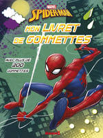 Marvel Ultimate Spider-Man - Mon livret de gommettes