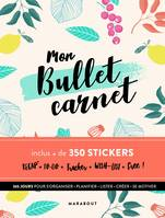 Mon bullet carnet - inclus 500 stickers