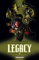 8, Star Wars - Legacy T08 - Monstre