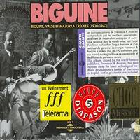 Biguine Volume 2 Biguine Valses Et Mazurkas Creoles Anthologie Sur Double Cd Audio