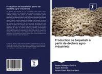 Production de biopellets à partir de déchets agro-industriels