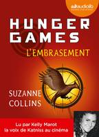 Hunger Games II - L'Embrasement, Livre audio 1 CD MP3 - 661 Mo