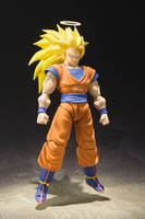DRAGON BALL - S.H. FIGUARTS GOKU SUPER SAYAN 3