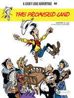 LUCKY LUKE - TOME 66 THE PROMISED LAND - VOL66