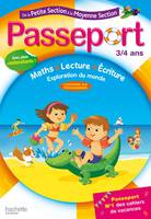 Passeport De la PS à la MS - 3/4 ans
