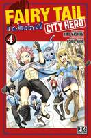 4, Fairy Tail - City Hero T04, City hero