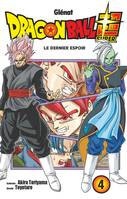 4, Dragon Ball Super - Tome 04