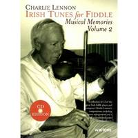 IRISH TUNES FOR FIDDLE MUSICAL MEMORIES VOL2