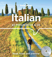 Italian Phrasebook & Audio Cd 4Ed -Anglais-