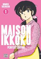 1, Maison Ikkoku / Seinen, Perfect edition