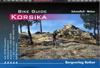 Korsika : 29 Mountainbike Touren GPS (Bike Guide)